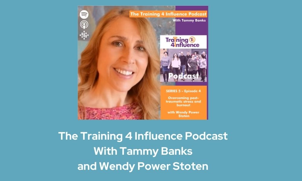 The Training 4 Influence Podcast